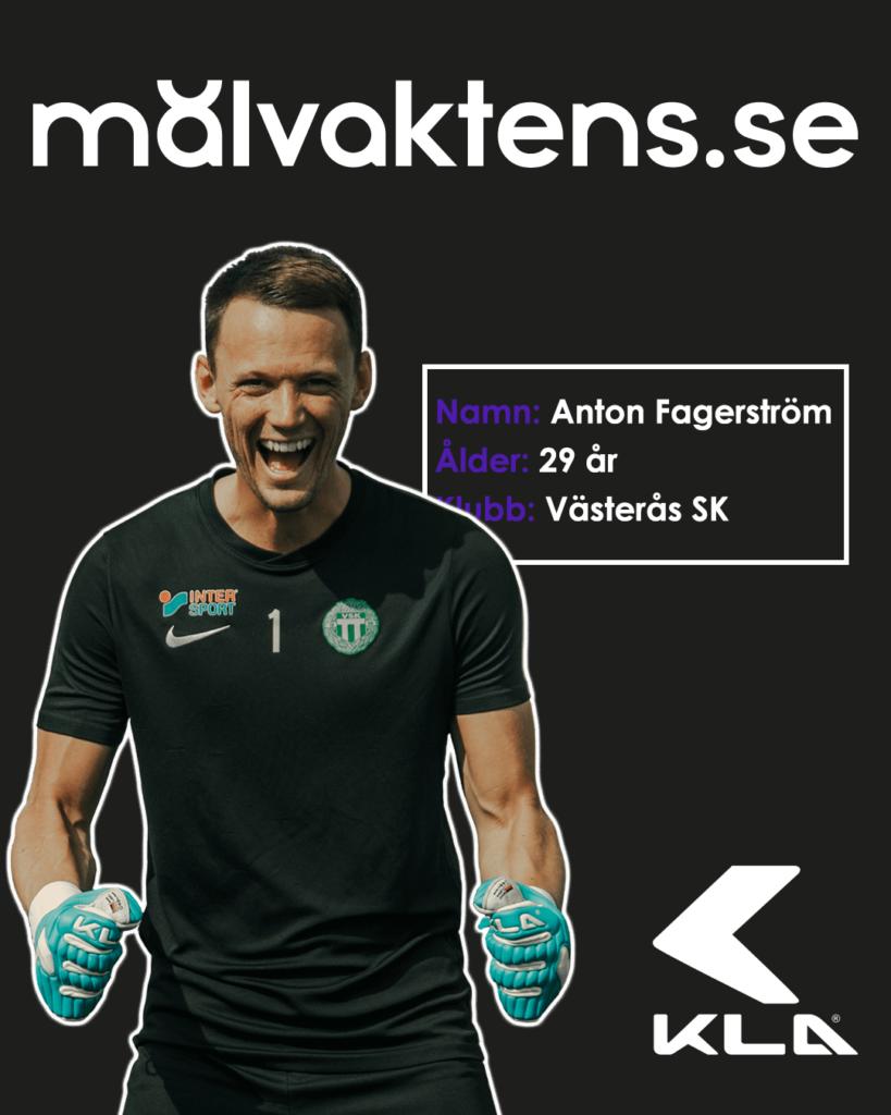 Anton Fagerström Team KLA