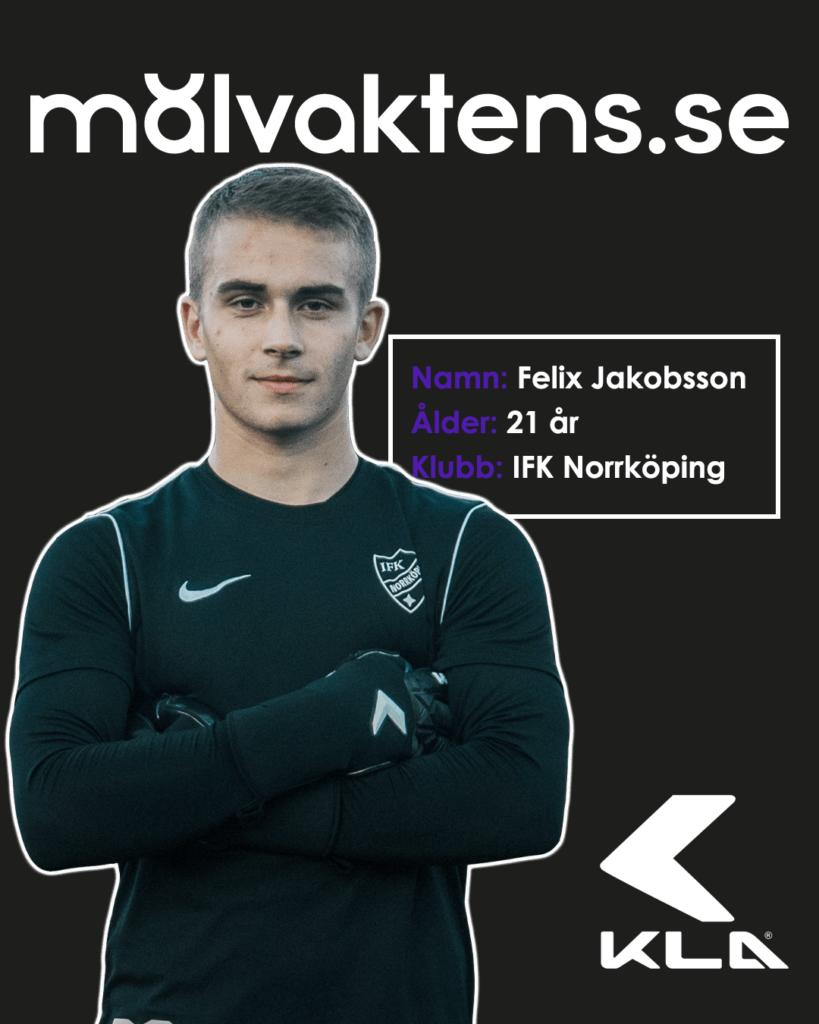Felix Jakobsson Team KLA