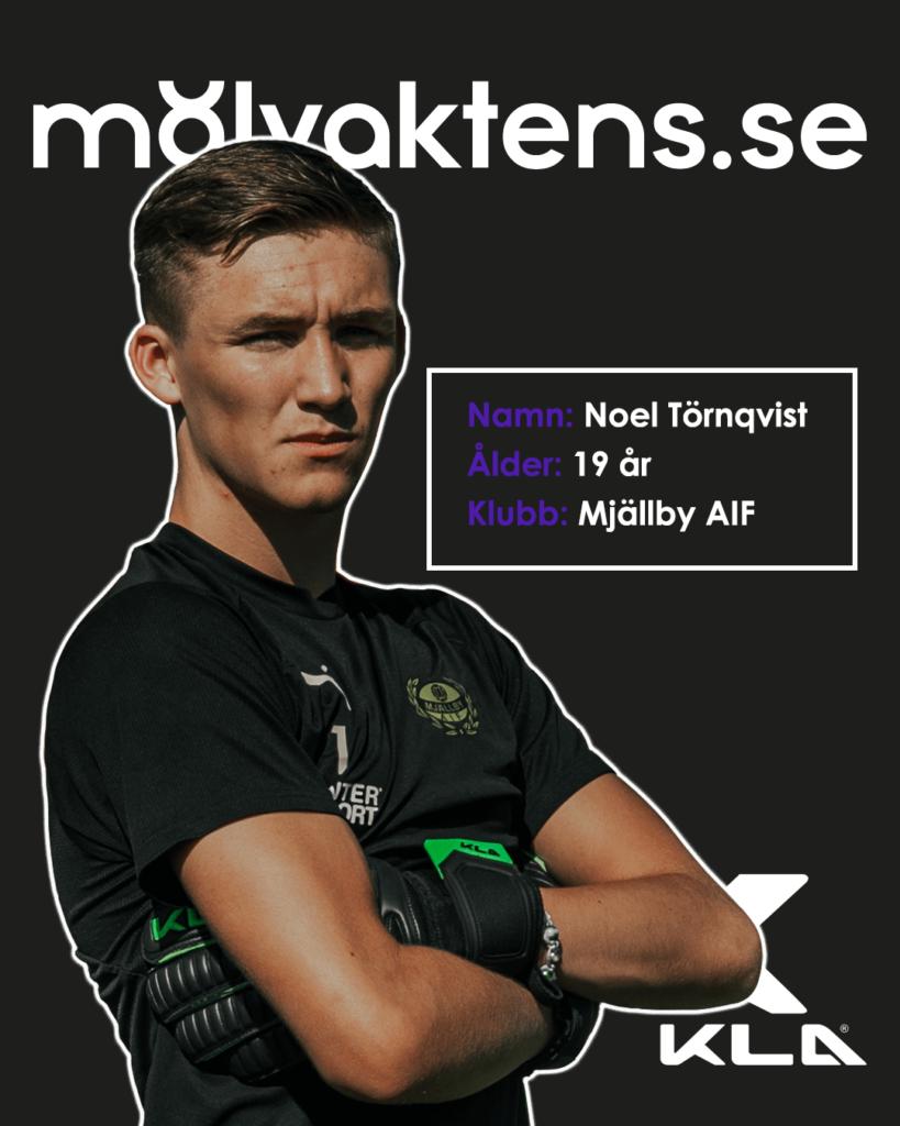 Noel Törnqvist Team KLA