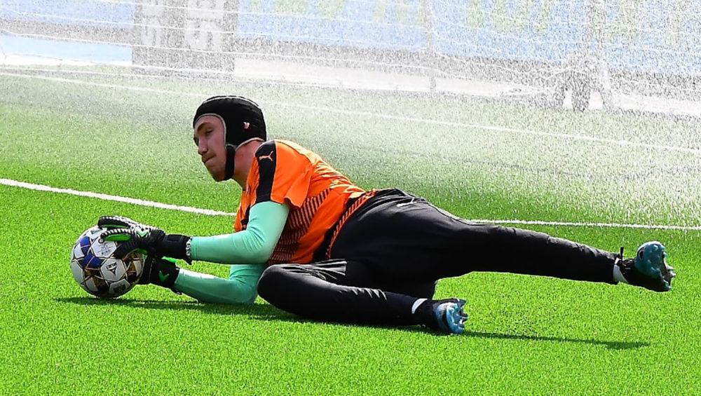 Noel Törnqvist i AFC Eskilstuna