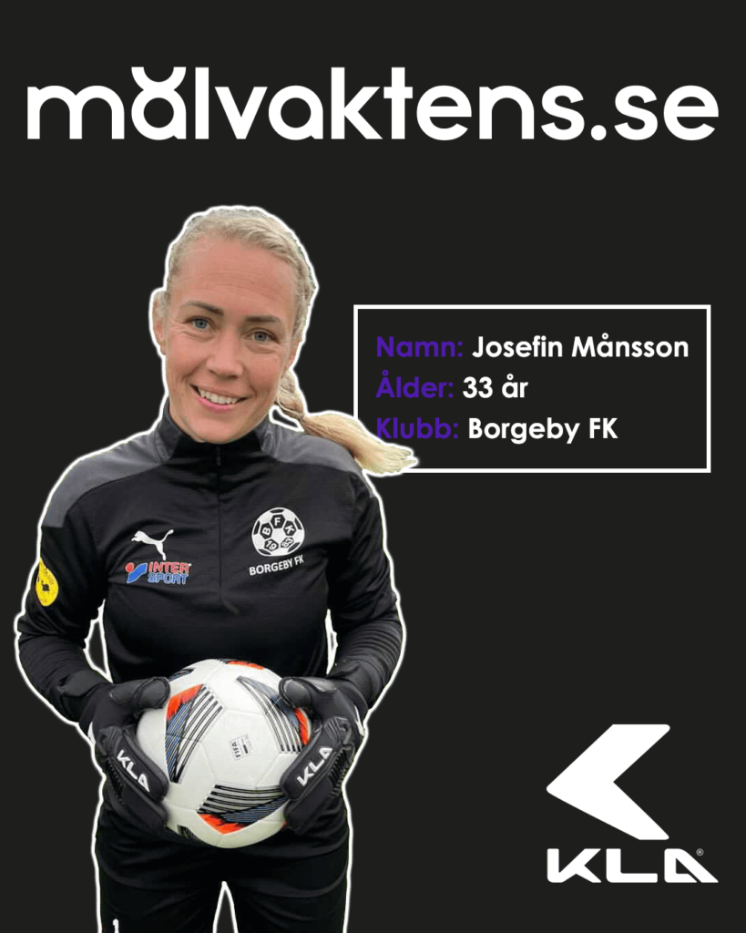 Josefin Månsson i Team KLA